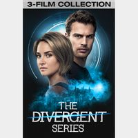 divergent series 3 film collection HDX vudu.movieredeem.com