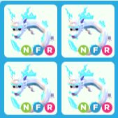 Pet   NFR FROST FURY 4X