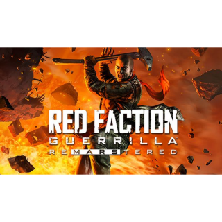 Red Faction Guerrilla Re-Mars-tered - SALE SALE SALE