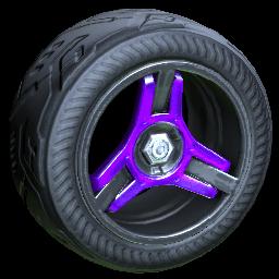 Invader | Purple