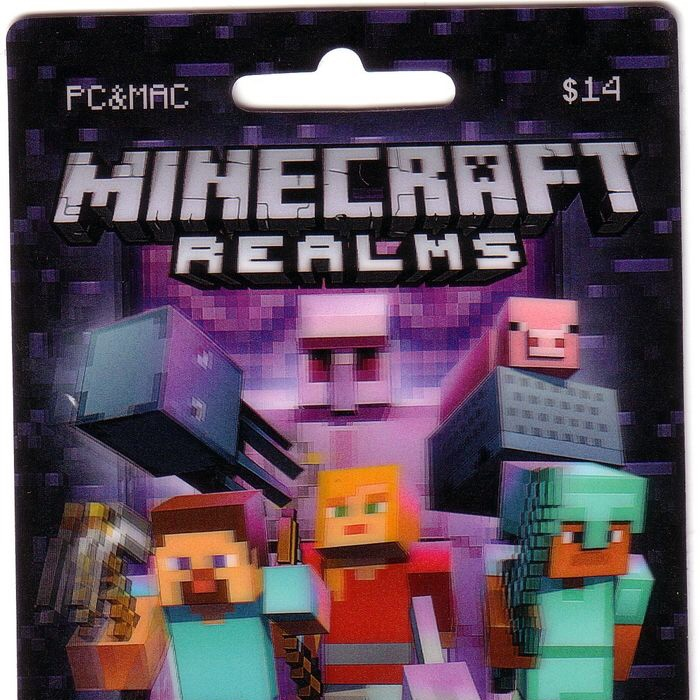 Minecraft Realms Subscription Card - Other Gift Cards - Gameflip