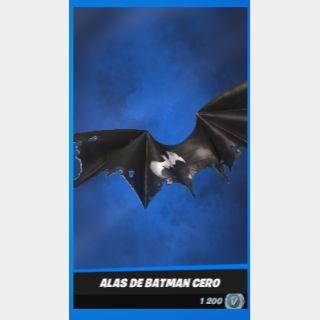 Code   Batman Zero Wing Glider