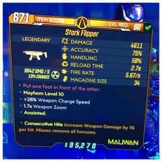 Weapon | flipper 1% ❄️☢️
