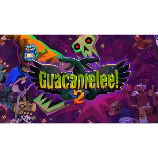 Guacamelee 2!