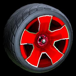 Fireplug | Crimson
