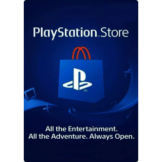 $10.00 PlayStation Store Gift Card USA (Instant Delivery)