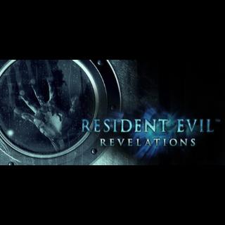 Resident Evil Revelations / Biohazard Revelations (EU Steam Key | Instant Delivery)