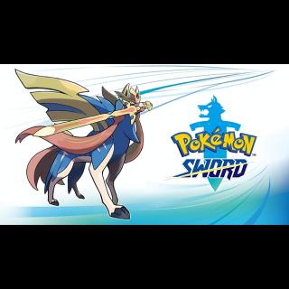 Pokemon Sword - [Switch Digital Code]