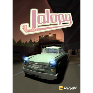 Jalopy - Steam Key [INSTANT DELIVERY]
