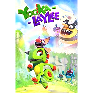 Yooka-Laylee - Steam Key [INSTANT DELIVERY]