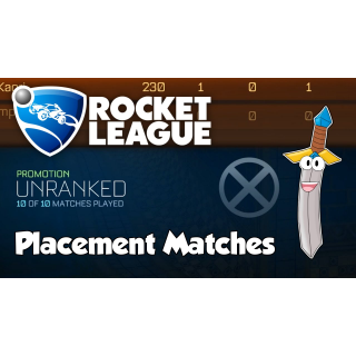 I will do your placement matches
