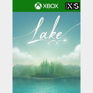 Lake - XBOX ONE | SERIES (Global Code)