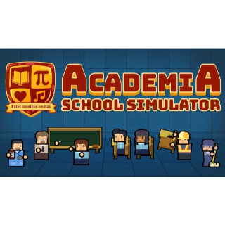 Academia School Simulator - STEAM