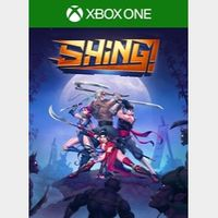 Shing! - XBOX ONE GLOBAL KEY