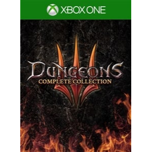 Dungeons 3: Complete Collection - XBOX ONE GLOBAL KEY