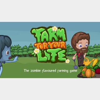Farm for your Life - PS5 Europe