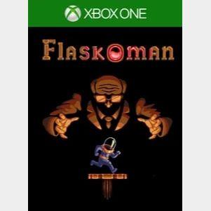Flaskoman - XBOX ONE | SERIES (Global Code)