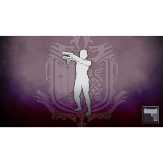 Monster Hunter: World - Gesture: Devil May Cry Dual Guns (XONE)