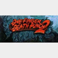One Finger Deah Punch 2 - STEAM