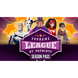 Supreme League of Patriots Season Pass