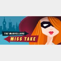 The Marvellous Miss Take (Steam)