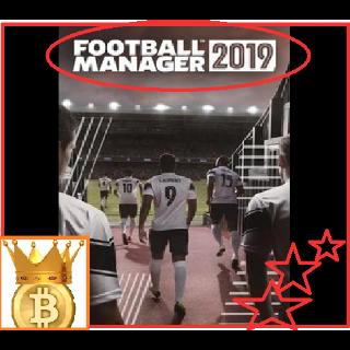 Football Manager 2019 (EU Edition)
