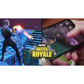 I will play fortnite with you