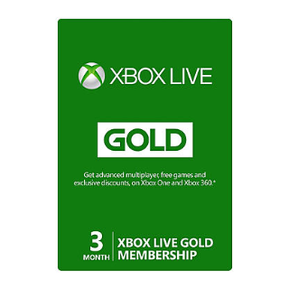 [Instant] 3 Months Xbox Live Gold Subscription *  Auto Delivery *