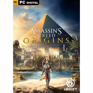 Assassin's Creed: Origins | Uplay Gift Link [USA-CANADA] | Instant Delivery