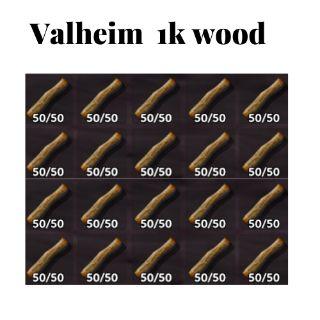 1k Wood Material Valheim