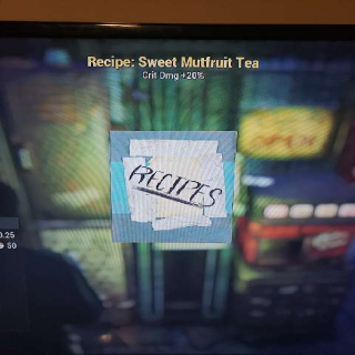 Plan | Sweet Mutfruit Tea