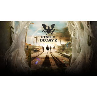 I will Help You In State Of Decay 2