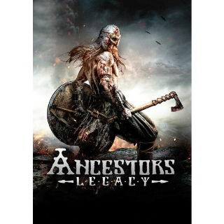 Ancestors Legacy PS4 Key