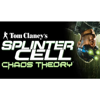 Tom Clancy's Splinter Cell: Chaos Theory Uplay Key GLOBAL