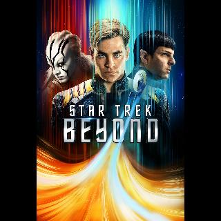Star Trek Beyond VUDU