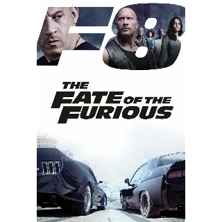 The Fate of the Furious Extended Director's Cut VUDU