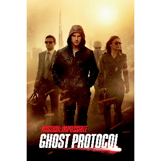 Mission: Impossible - Ghost Protocol VUDU