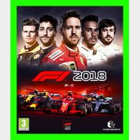 ★★★ F1 2018 // INSTANT DELIVERY ★★★