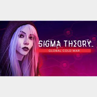 Sigma Theory: Global Cold War [STEAM KEY GLOBAL]