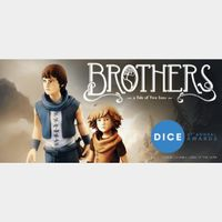 Brothers: A Tale of Two Sons [STEAM KEY GLOBAL]
