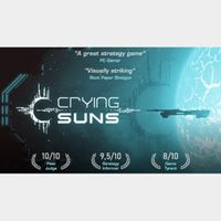 Crying Suns [STEAM KEY GLOBAL]
