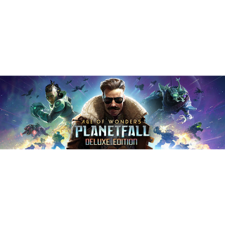 Age of Wonders: Planetfall Deluxe Edition [STEAM KEY GLOBAL]