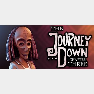 The Journey Down: Chapter Three [STEAM KEY GLOBAL]