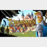 Townsmen - A Kingdom Rebuilt [STEAM KEY GLOBAL]