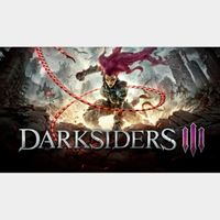 Darksiders III [STEAM KEY GLOBAL]