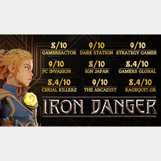 Iron Danger [STEAM KEY GLOBAL]