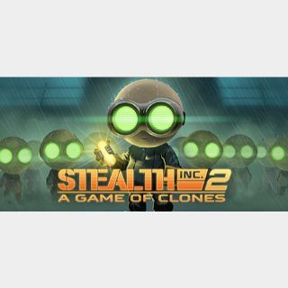 Stealth 2: A Game of Clones [STEAM KEY GLOBAL]