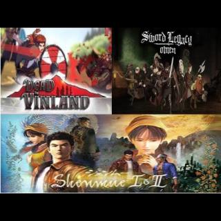 14 Steam Games Bundle + 1 DLC