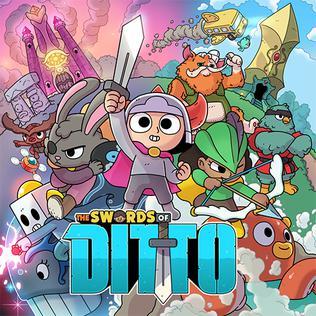 The Swords of Ditto Mormo's Curse