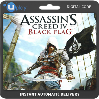 Assassin's Creed IV: Black Flag Global Instant Delivery